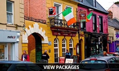 Stag Parties - Ennis Packages