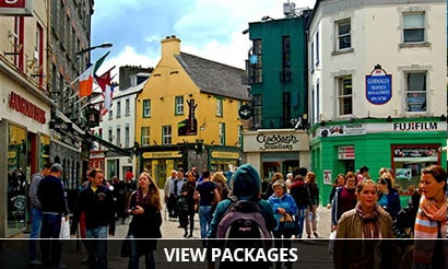 Stag Parties - Galway Package