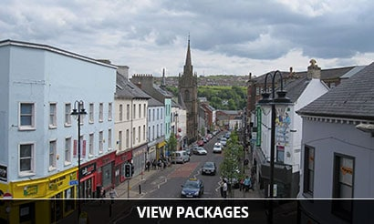 Stag Parties - Letterkenny Packages