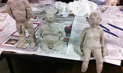 Sculpt a Nude