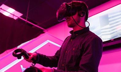 Virtual Reality Arcade
